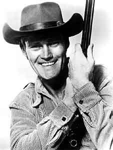 The Rifleman...Chuck Connors