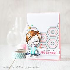 Simon Says Dies and Stamps NEW BEGINNING SetNB179 Hop To It at Simon Says STAMP!