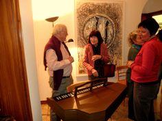 Gäste, ... Musik und Kunst....