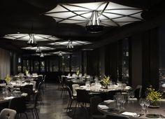 Australian Interior Design Awards | Vue du Monde Bar/Restaurant in Melbourne by Design Practice Elenberg Fraser