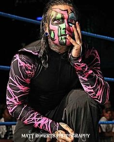 Jeff Hardy (this is from TNA but oh well)