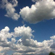 #sky #clouds - @unschoolinglife | Webstagram
