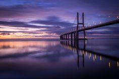 25 Most Photographed Cities on 500px Kann man so ein Bild von der Öresundbrücke machen?