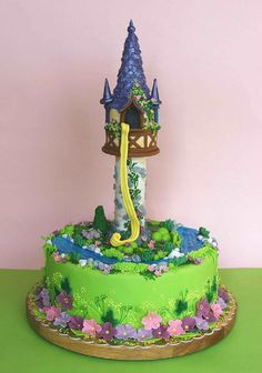rapunzel cakes ideas | New Cake Ideas