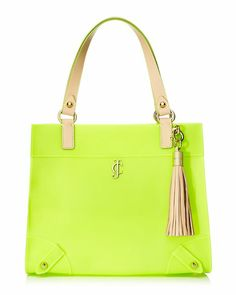 Neon!!! Love it!  Pacific Coast Jelly Daydreamer @ Juicy Couture