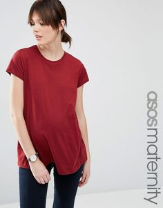 ASOS Maternity Crew Neck T-Shirt