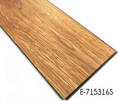 TOP-JOY Click Systerm Vinyl Wood Tile is vinyl material. However it looks like the real wood, which has more advantages than wood flooring. Such as the Click Systerm Vinyl Wood Tile is anti-slilp. Vinyl Tile Flooring, Wood Tile Floors, Wood Vinyl, Real Wood, Butcher Block Cutting Board, Tiles, Porches, Luxury, Room Tiles