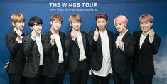 BTS THE WINGS TOUR~ 2017 BTS Live Trilogy Episode lll Press Conference~ (170218) ❤ #BTS #방탄소년단