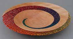 Paul Petrie, Jr. Gallery of Fine Wood Turning - thin wall turning, artistic turnings, embellished turning