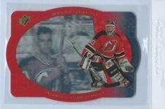 Martin Brodeur 1996-97 SPx #25 New Jersey Devils