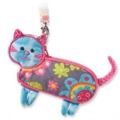 "Douglas Fly Away Cat Silloette8"" WideDouglas Item #:  5547"