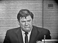 What's My Line? - Alan Jay Lerner; Buddy Hackett; PANEL: Martin Gabel, D...