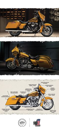 A blend of well-chosen extras help make this one something extra special. | 2016 Harley-Davidson Street Glide Special