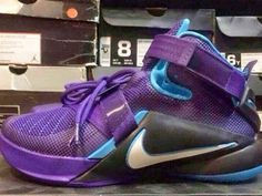 best cheap c50ce 85ef3 Lebron Zoom Soldier 9 Summit Lake hornets