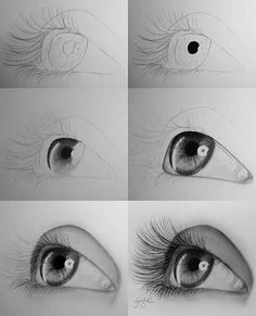Pencil Drawings Tutorials Drawing-Tutorial-for-Occasional-Artists - While there are tons of things out there to draw, it is not simple always. However, these Drawing Tutorial for Occasional Artists will help you out. Pencil Art Drawings, Easy Drawings, Drawing Sketches, Drawing Art, Easy Portrait Drawing, Drawing Techniques Pencil, Pencil Drawings For Beginners, Pencil Sketching, Sketching Tips