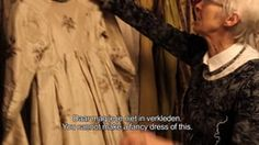 LIVING FASHION - Interview with Jacoba de Jonge. She tells how she got started collecting antique clothing. Lots of gorgeous examples of 18th and 19th century extant garments.