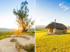 These are the best, beautiful and affordable accommodation options near Johannesburg - all perfect for a weekend escape from the city. Weekends Away, Run Around, Mountain Range, Weekend Getaways, Gazebo, Budgeting, Mini Horses, Places To Visit, Outdoor Structures
