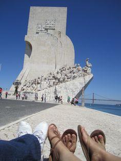 Padrão dos Descobrimentos, Belém, Lisbon, Portugal