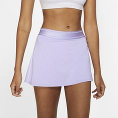 NikeCourt Dri-FIT Women's Tennis Skirt (Purple Agate) Stylish Formal Skirts for Women To Wear To Office Womens Tennis Skirts, Tennis Outfits, Tennis Clothes, Golf Outfit, Gym Shorts Womens, Nike Clothes, Golf Attire, Tennis Dress, Nike Store