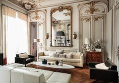 How to Dress Your Home Like a French Girl, Laurel & Wolf