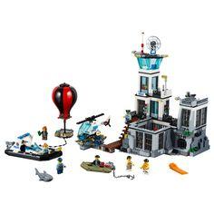 LEGO® City - Gevangeniseiland 60130