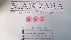 Athari Blog: Mak Zara Café RESTAURANT