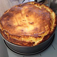 lowcarb Kaesekuchen