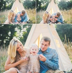 Beautiful family photo session with a BIG Moozle teepee on connectionphotographyblog Connection_Photography_FamilyNC7 moozlehome.com
