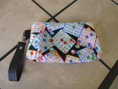 Bingo Wristlet by KanNDesignsForYou on Etsy