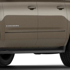 2015 Suburban Assist Steps Rectangular Oval Black