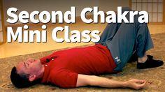 Dahn Yoga Exercise: Mini Yoga Class to Stimulate the 2nd Chakra