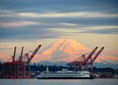 Seattle snapshot!   Photo: preturnatul