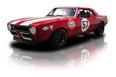 1967 Chevrolet Camaro Z28 Pre-Production Gulf Oil-SCCA Race Car