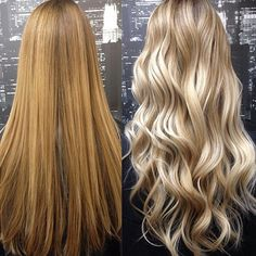 * Transformational Blonde... by @igorkhonin/ Moscow. Have a transformation you want us to share? Tag #btctransformations