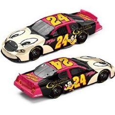 Jeff Gordon #24  / Mighty Mouse / 2006 Monte Carlo / I would love to have this car!!!
