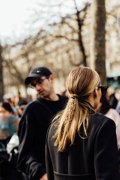 Olivia Palermo - Paris Sera Toujours Paris - March 2017 #OpHair