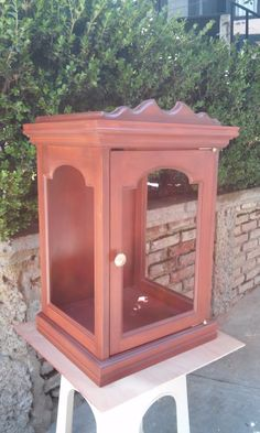 Shadow Box, Wood, Gaucho, Projects, Furniture, Religion, Home Decor, Wooden Crafts, Woodworking