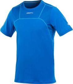 T-shirt Craft Pr Light Sweden Blue Herre fra CRAFT