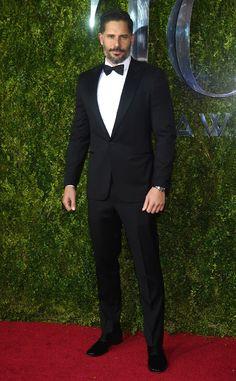 Joe Manganiello from 2015 Tony Awards Red Carpet Arrivals
