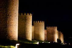 Murallas de Ávila  #old #building #castle