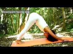 Simple Yoga Poses for Focus and Strength - Health and Fitness Recipes Strength Yoga, Simple Yoga, Easy Yoga Poses, Yoga Videos, Health Fitness, Medical, Calm, Reading, Girls