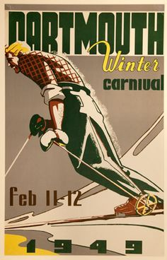 a fantastic 1940's poster