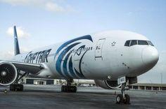 Pesawat Tujuan Kairo Milik Maskapai EgyptAir Dibajak