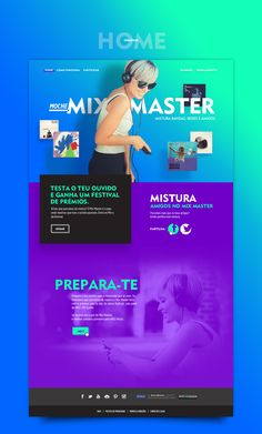 Moche Mix Master on Behance