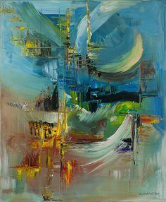 Raili Lehvä – A Talented Painter with No Specific Style Contemporary Abstract Art, Modern Artwork, Beautiful Artwork, Weaving Art, Texture Art, Art World, Art Day, Collage, Fine Art