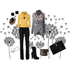 """""""Vivienne Westwood + Gucci + YSL + Benetton"""" by selenitabr on Polyvore"""