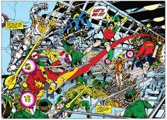 """How DC's """"Teen Titans"""" Negotiated """"The Judas Contract"""" - CBR"""