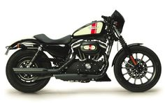 Harley-Davidson Iron 883 Quarter Mile