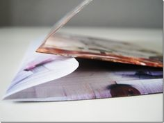 fabulous envelopes made out of old fashion
