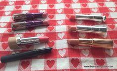 Top Ten summer lipsticks
